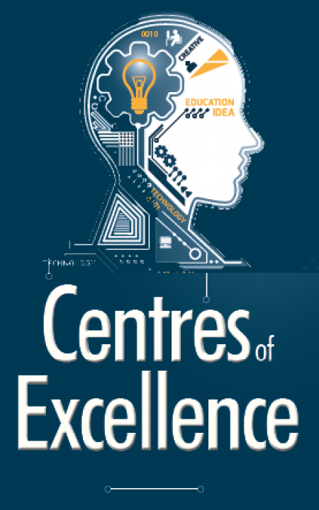 Centres of Excellence banner